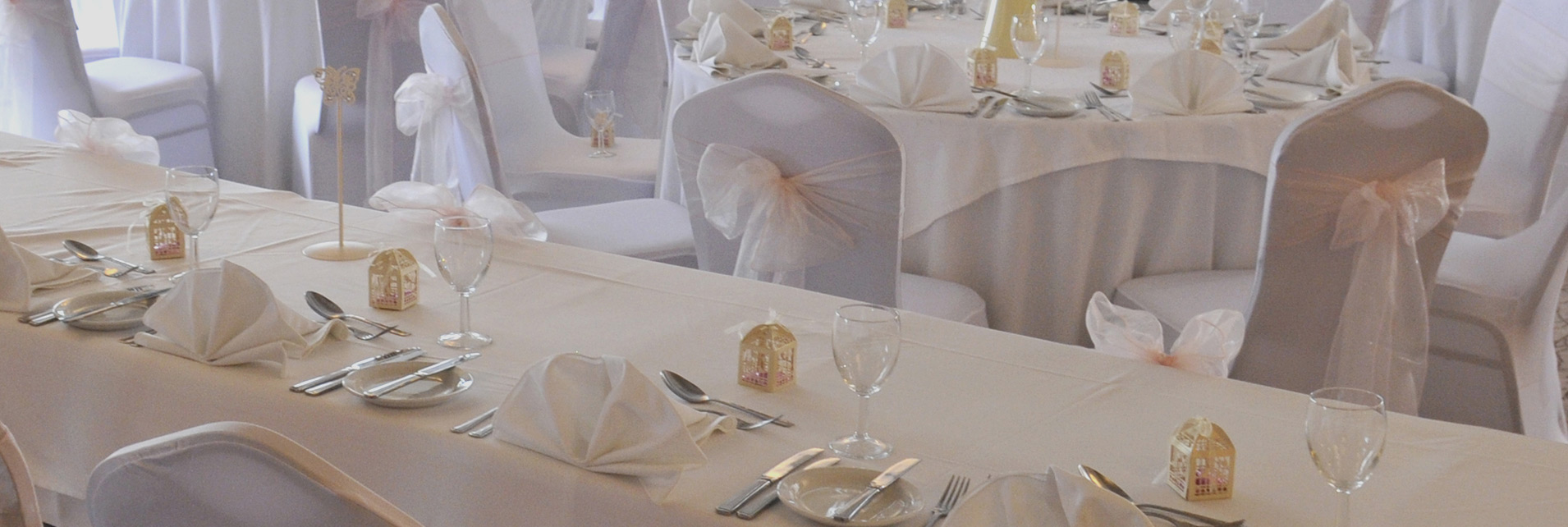 Weddings at Chalkwell Park Rooms